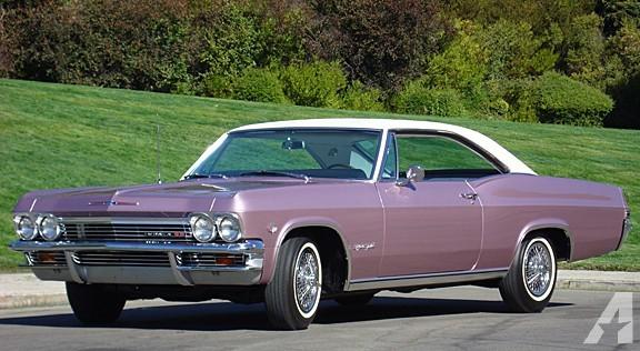 1965 Impala Super Sport Car Of The Week My 1972 Impala
